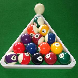Spots-Stripes-Numbered-Pool-Balls-Billiard-Rack-Triangle