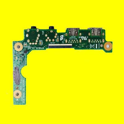 For Asus N750 N750J N750JV N750JK N750JK Laptop USB Board 100/% Test