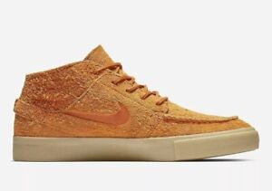 Details about Nike SB Zoom Janoski Mid RM Crafted Shoes Cinder Orange Size MN 11.5 WMN 13