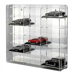 SORA Model Car Display Cabinet 1/43, Back-Panel ...