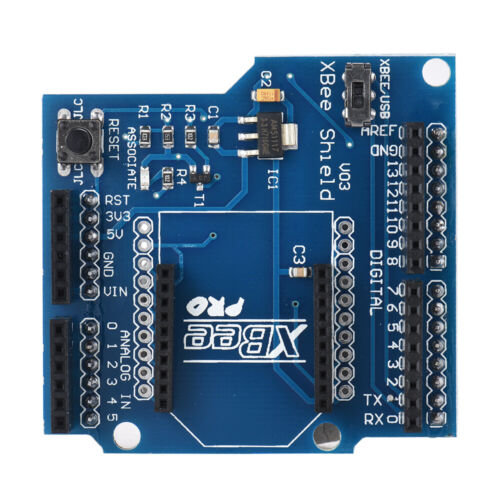 XBee BTV03 Expansion board Shield Wireless forArduino Serial Adapter Module P2W6