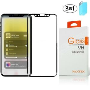 3X-Nacodex-For-Apple-iPhone-X-3D-Full-Cover-Tempered-Glass-Screen-Protector
