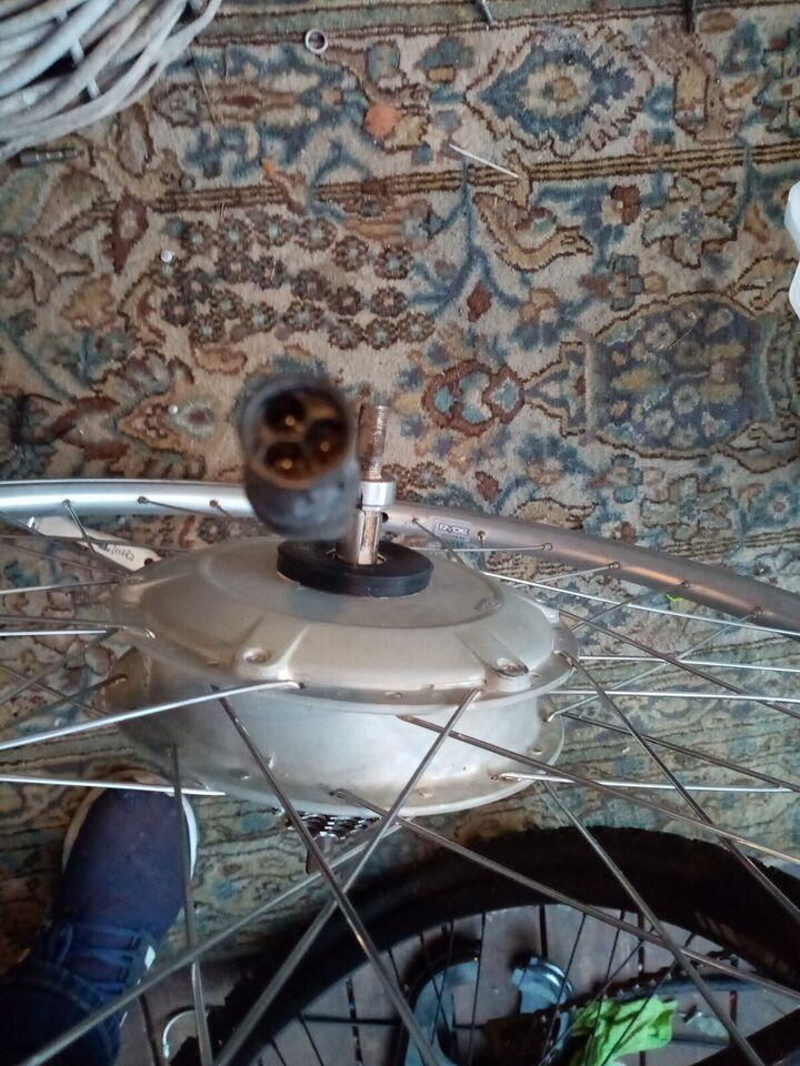 Elcykel-udstyr, 36v Baghjul batavus