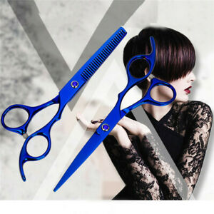 6-PROFESSIONAL-Barber-HAIR-CUTTING-amp-THINNING-SCISSORS-SHEARS-HAIRDRESSING-KIT