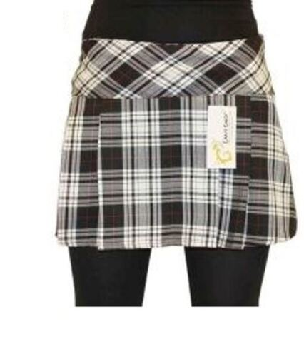 Sizes 8-18 14 Inches Crazy Chick Box Pleated ALL Colour Tartan Skirt