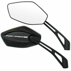 PAIR-OF-MIRRORS-INFINITY-WITH-LOGO-BIANCO-HONDA-NC750X-NC-750-X-ABS-DCT