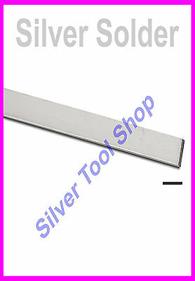 Silver X-Easy Grade Solder for Jewellery & Silversmithing Jewellers Hallmarking