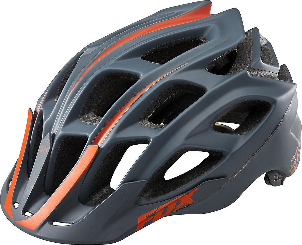 Fox Racing Striker Helmet orange