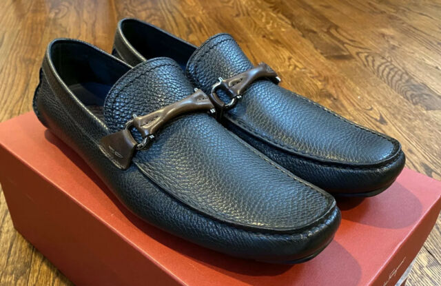 Metro Loafer Shoes US 7.5d 41.5