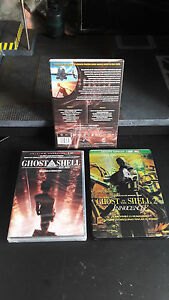 DVD-ANIME-MOVIE-GHOST-IN-THE-SHELL-2-0-amp-GITS-INNOCENCE-STEELBOOK-EDIC-ESPECIAL