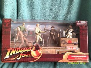 Indiana Jones Tank Showdown Jeu d'action.   Nouveau Boxed.