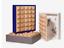 thumbnail 2 - Pyramid Key Box Blue Henrik Ilfeldt Korridor Danish Design H: 260 D 78 W: 220 MM