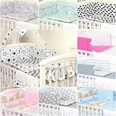 Pink Star Cot Bed Fitted Sheet 100/% Cotton 140x70cm