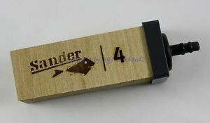 Sander-Lindenholzausstromer-Taille-4-Mammut-de-Ventilation-Pour-Eiweisabschaumer