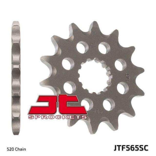-1 JT Front Sprocket JTF565SC.12 to fit Yamaha YZ450 F-W,X,Y,Z,A,B,D,E 07-14