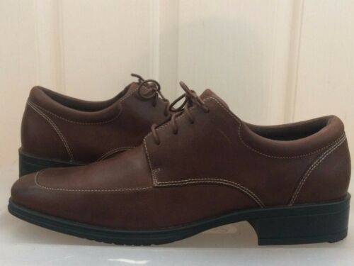 Oxford Shoes Mubleno maschile Brown Rockport Dress Med Leather Formal By Formato 9 AFq8wwa