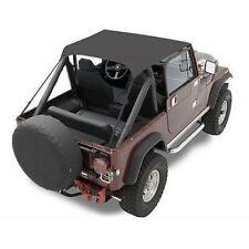 Bestop 52507-01 Bikini Tops Traditional Style Black for 1976-1983 Jeep CJ-5