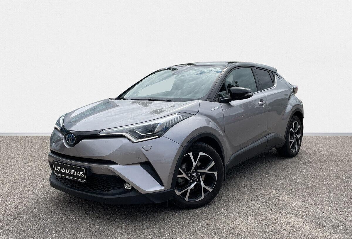 Toyota C-HR 1,8 Hybrid Premium Selected CVT 5d