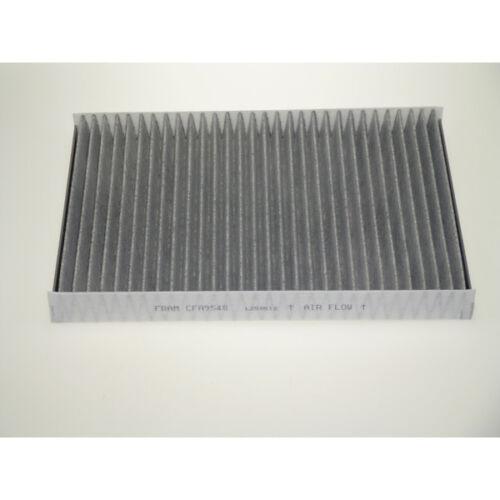 Intérieur air habitacle filtre à pollen de carbone activé service-FRAM CFA9548