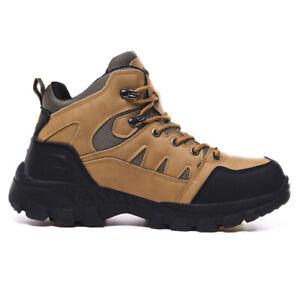 Para-Hombres-Zapatos-Tactica-Militar-De-Combate-Desierto-Escalada-Senderismo-Tenis-Botas-al-tobillo
