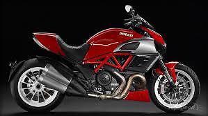 Workshop Manual Ducati Diavel Diavel Carbon Workshop Service Manual Ebay