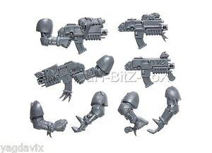 Warhammer 40000-Space volves-Pistolet bolter