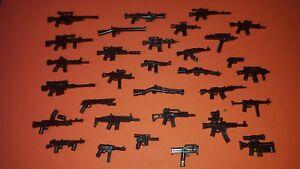 12x-Custom-detaillierte-Brick-Waffenschmiede-Waffen-Waffe-fuer-LEGO-Minifiguren