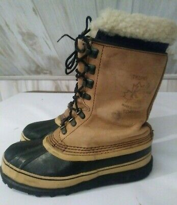 Winter Snow Boots Men/'s Ankle Work Shoes Lace Up Round Toe Outdoor SIZE US7-10