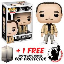 FUNKO POP GODFATHER FREDO CORLEONE VINYL FIGURE + FREE POP PROTECTOR