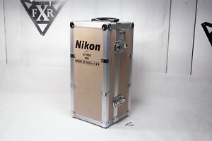 Nikon-500mm-ED-F4-Nikkor-lens-box-carrying-case-CT-500-photography-EBS26