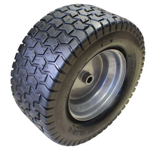 GGP 19,05mm Solo Rad komplett 16x6.50-8 Reifen Felge Castelgarden