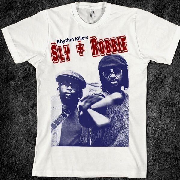 REGGAE T-SHIRT, Yellowman, King Tubby, Black Uhuru, rasta, Sly and Robbie, dance