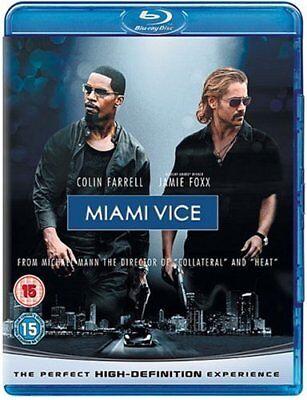 Miami Vice [Blu-ray] [Region Free] [DVD][Region 2] | eBay