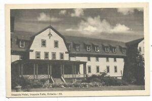 Cochrane-District-IROQUOIS-FALLS-ONTARIO-Iroquois-Falls-Publisher-PECO