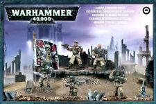 ASTRA Militarum Cadian Command Squad Warhammer 40k Games Workshop