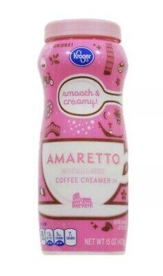 Kroger Amaretto Non Dairy Creamer Ebay