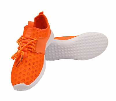 Para Mujer Damas Moda Gold Zip lazada Sport Running Sneakers Zapatillas Zapatos