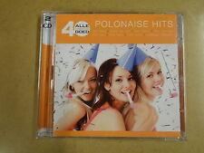 2-CD ALLE VEERTIG GOED / POLONAISE HITS