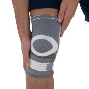 Knee Support Compression Brace Elastic Bandage Sleeve Pain Relief