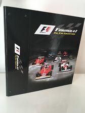 F1 AUTO COLLECTION HARD BACK MAGAZINE CARTELLA archiviazione PANINI-NUOVO