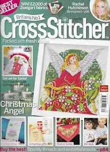 Cross-Stitcher-Mag-Issue-205-Joan-Elliott-Christmas-Angel