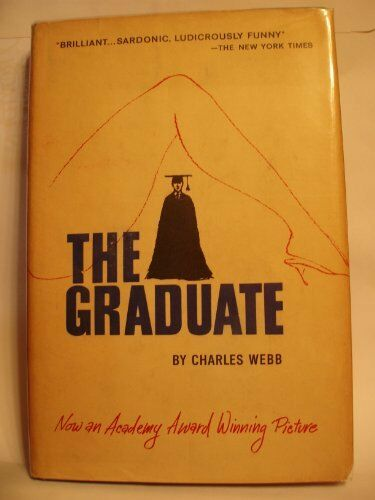 the graduate by charles webb 1963 hardcover ebay
