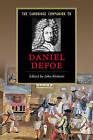 The Cambridge Companion to Daniel Defoe by Cambridge University Press (Hardback, 2009)