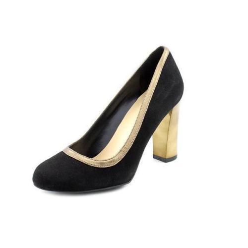 Cole Haan Edie haute Parti Pompe Chaussures en daim noir,  178.00 9 M New In Box