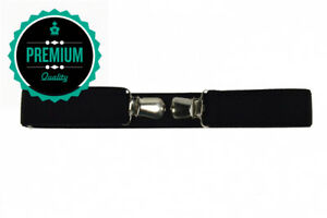 Childrens-1-4-Years-Buckle-Free-Fully-Adjustable-Elasticated-Clip-Belt