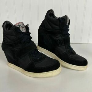 Ash Limited Edition Wedge Trainers