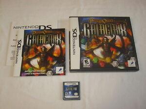 Puzzle-Quest-Galactrix-Nintendo-DS-Original-Release-Game-Complete-Nr-Mint