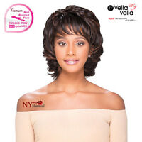 Sensual Vella Vella Synthetic Full Wig - Misty