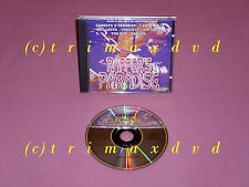 CD _ Rapper's Paradise By Blue Jam & The Ghetto Street Fighter _sehr guter Zust.