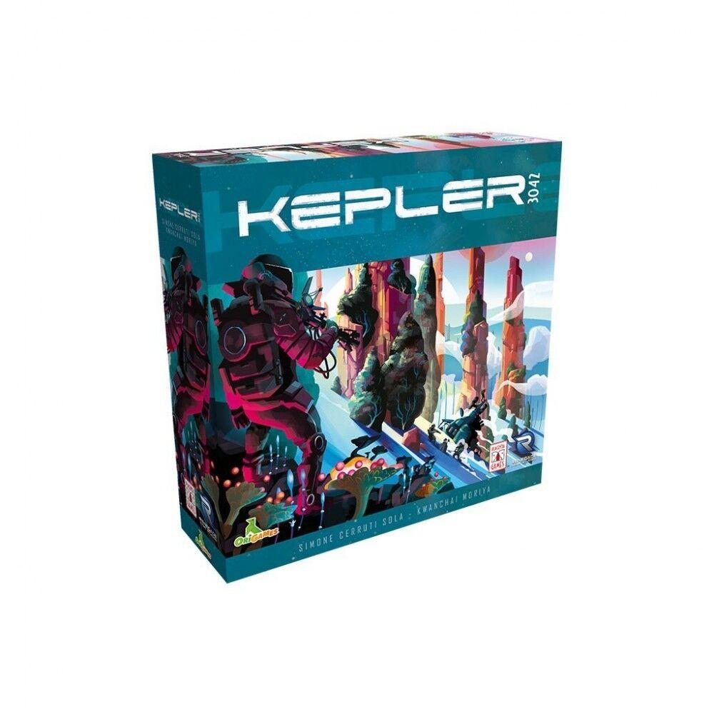 Kepler 3042 - Renegade Game Studios - NEUF